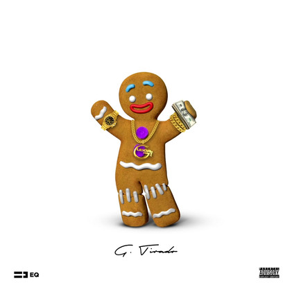 GINGERBREAD MAN   MOTION COVER