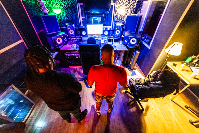 Session In The Mix   Photography