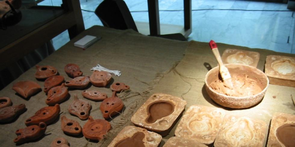 Atelier « Éclaire-moi ! » au Musée de l'Ephèbe au Cap d'Agde