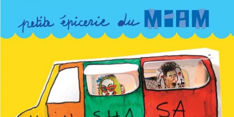 """Atelier """"Art Engagé"""" au Musée International des Arts Modestes à Sète"""