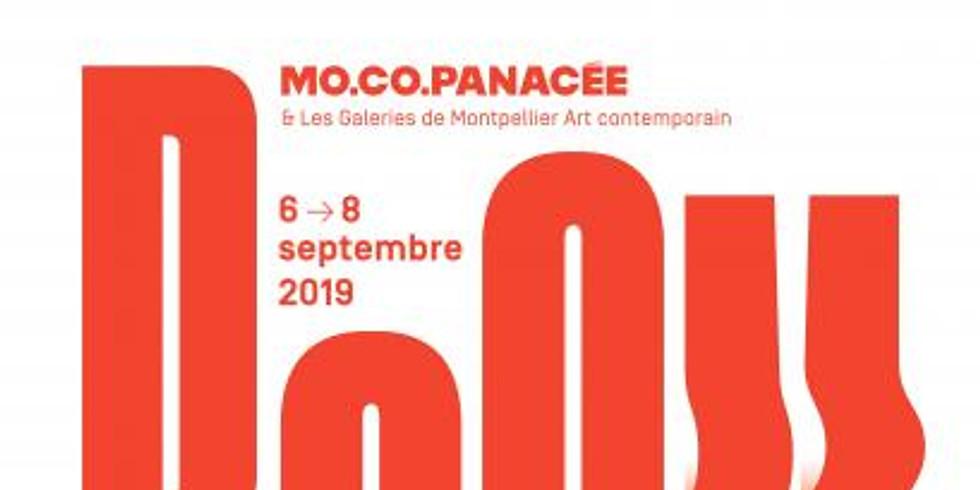 """Exposition """" Boom """" à La Panacée à Montpellier"""