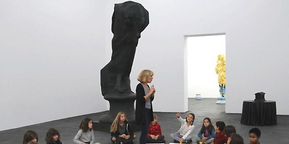 """Atelier """"Cric Crac"""" au Centre Régional d'Art Contemporain à Sète"""