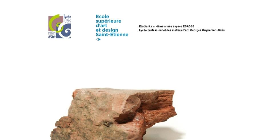 """Exposition """"Assiégé, invitations à la sculpture d'usage"""" au Fort Saint André à Villeneuve-lès-Avignons"""