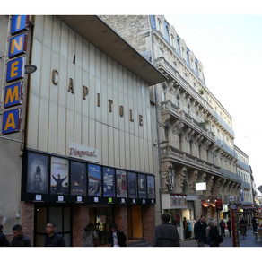 Diagonal Capitole – Montpellier
