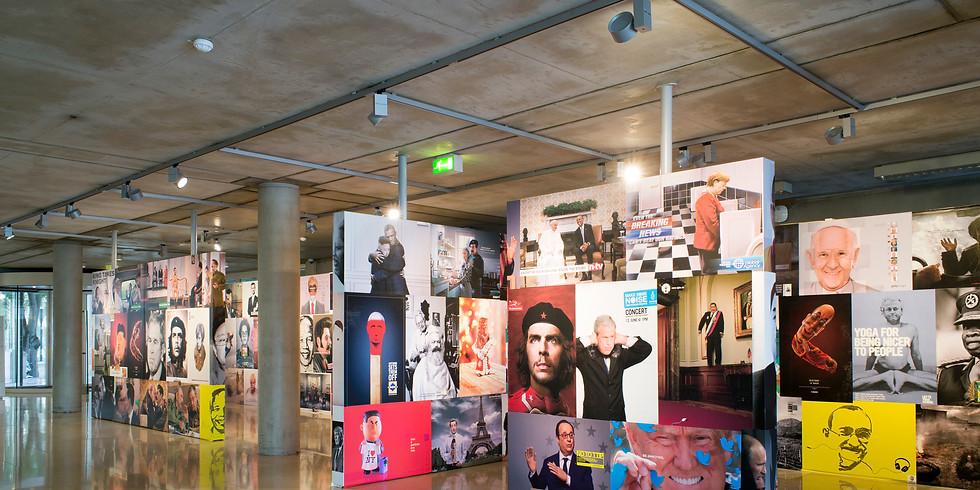 """Exposition """"Daniel G. Andùjar """" au Musée Carré d'Art à Nîmes"""