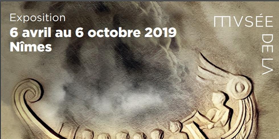 """Exposition """" Pompéï """" au Musée de la Romanité à Nîmes"""