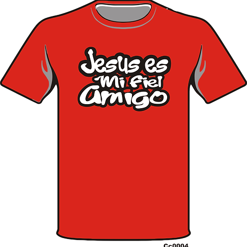 Jesus es mi fiel Amigo