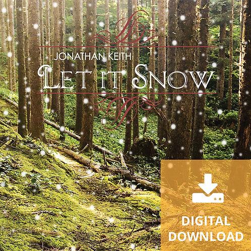 Let It Snow - Digital Download