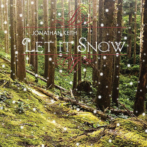 Let It Snow - CD (physical)