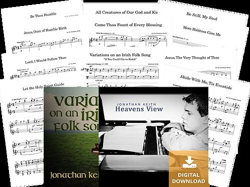 Heavens View Bundle - Digital Download