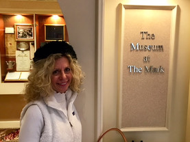 My Paintings are in the Mark Hopkins Hotel Museum!