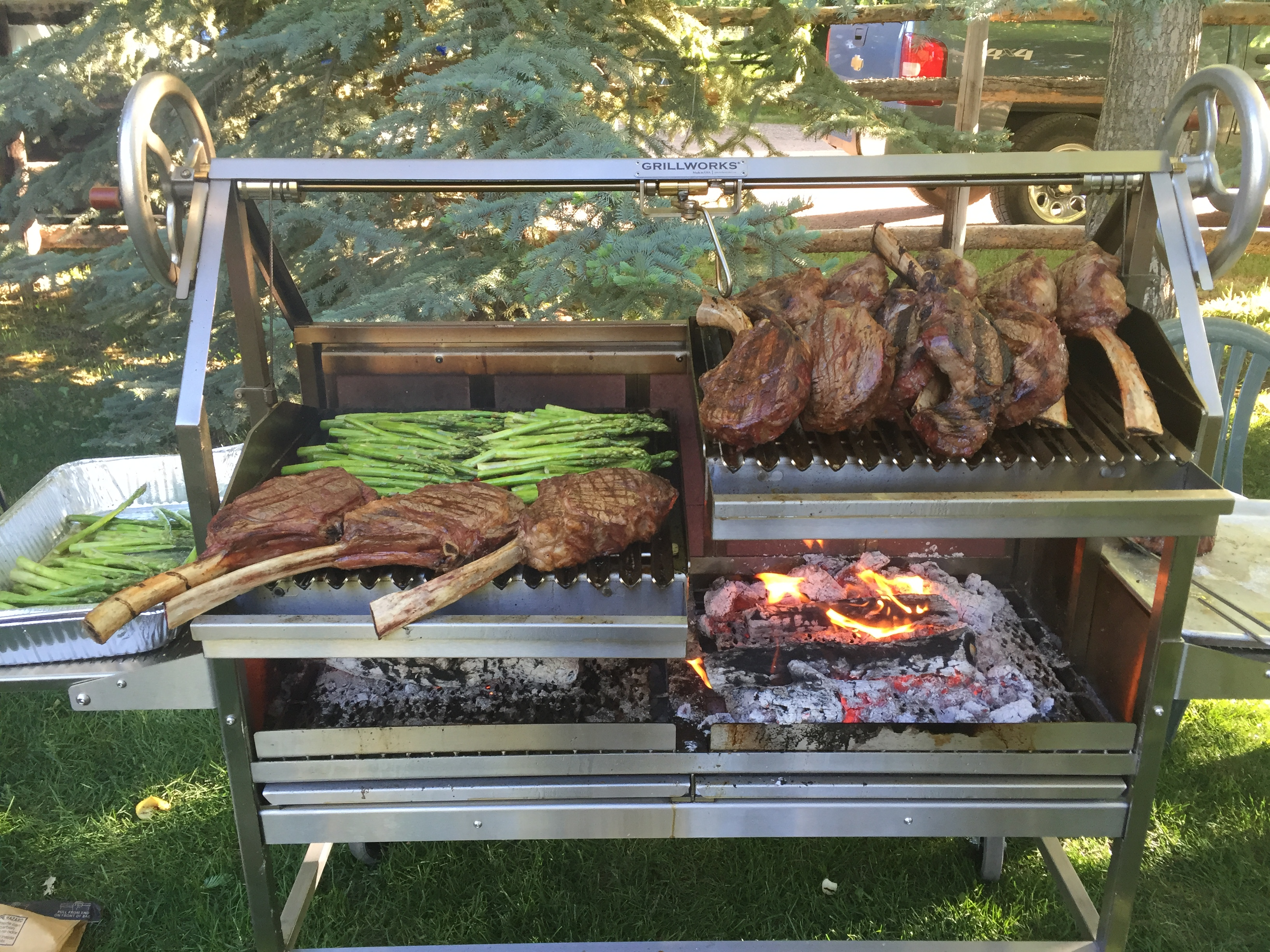 Tomahawks Party