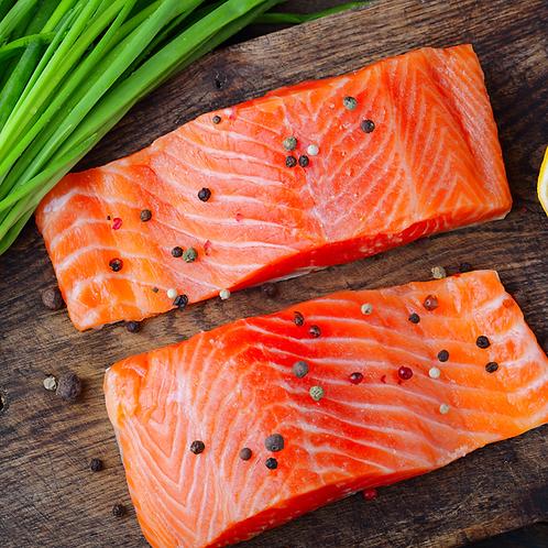 6oz Norwegian Salmon Filet