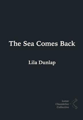 The Sea Comes Back / Lila Dunlap