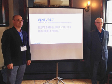 How to Prepare for a Successful Business Exit: Presented to the Green County NY Chamber of Commerce