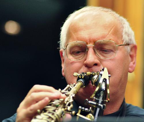 Charlie Tokarz, saxophones.