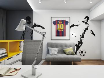 Подростковая: клуб фанатов «Барселоны»