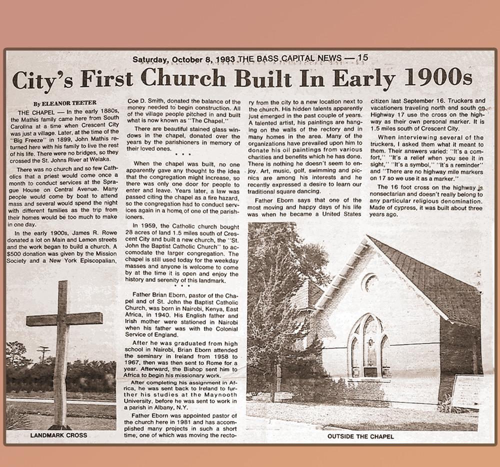 Newspaper 1983
