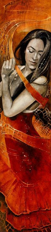 """#274 """"La Vida Loca"""" original oil painting"""