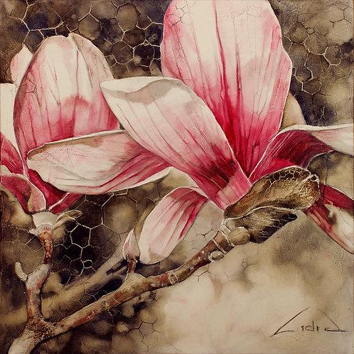 """#312""""Magnolia"""" original oil painting"""