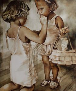 """""""My big sister and me"""""""