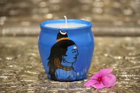 Peaceful Shiva