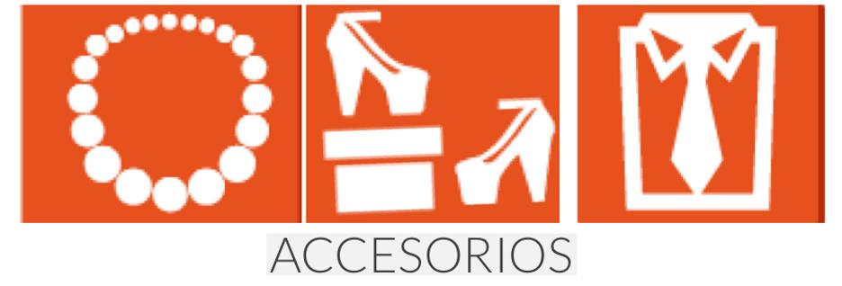 Accesorios de Closets