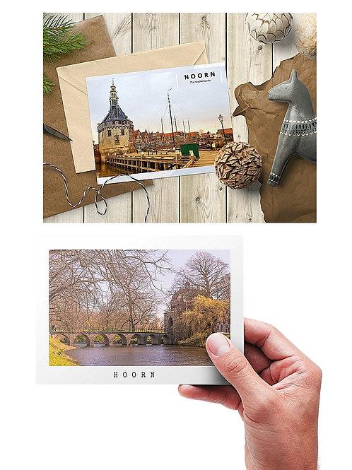 Hoorn - The Netherlands (Postcard)