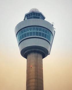Amsterdam Airport Schiphol ._._._._