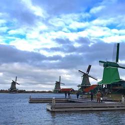 Zaanse Schans - Amsterdam _DescriptionZa