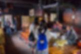 磨墨庵,囲炉裏,いろり,いわな,岩魚,あまご,アマゴ,焼き魚,展望,道の駅明宝,明宝道の駅,郡上,岐阜,人気