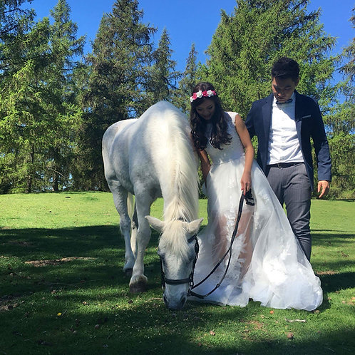Extra 15mins Wedding Photos