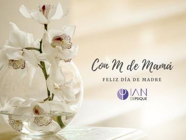 CON M DE MAMÁ