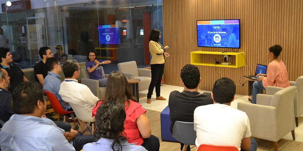 Meetup: O papel do designer num cenário complexo: entendendo sobre mudanças e ética de consumo.