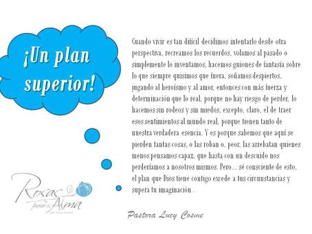 ¡Un plan superior!