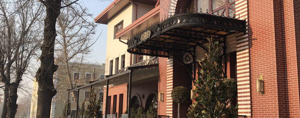 ENJOY Pergola Tashkent - Chef Restaurant