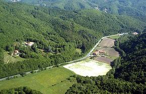 Le Panche Pontepetri Pistoia Montagna Pistoiese Appennino Toscana