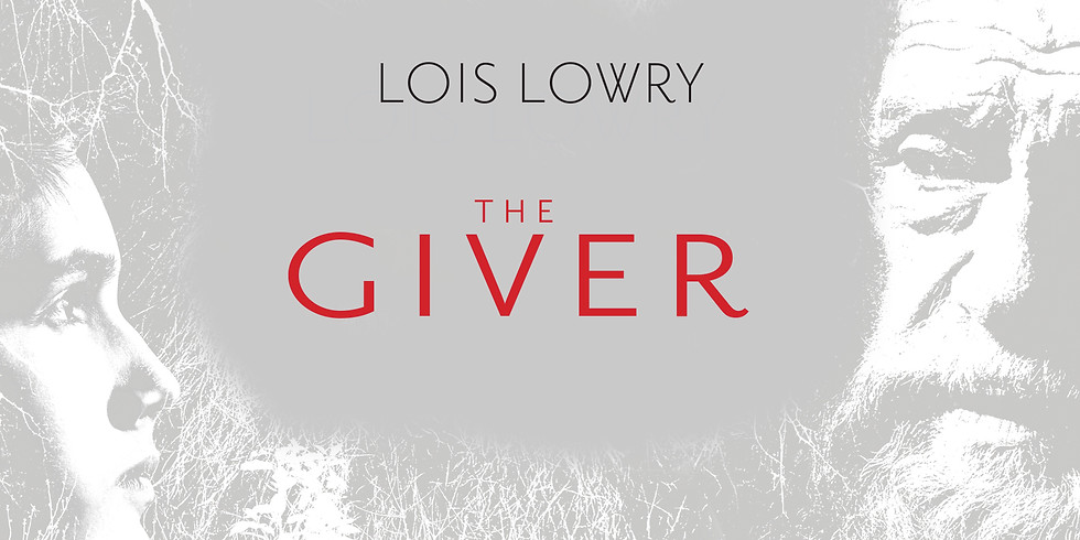 """Grace Book Club Reads """"The Giver"""" by Lois Lowry"""
