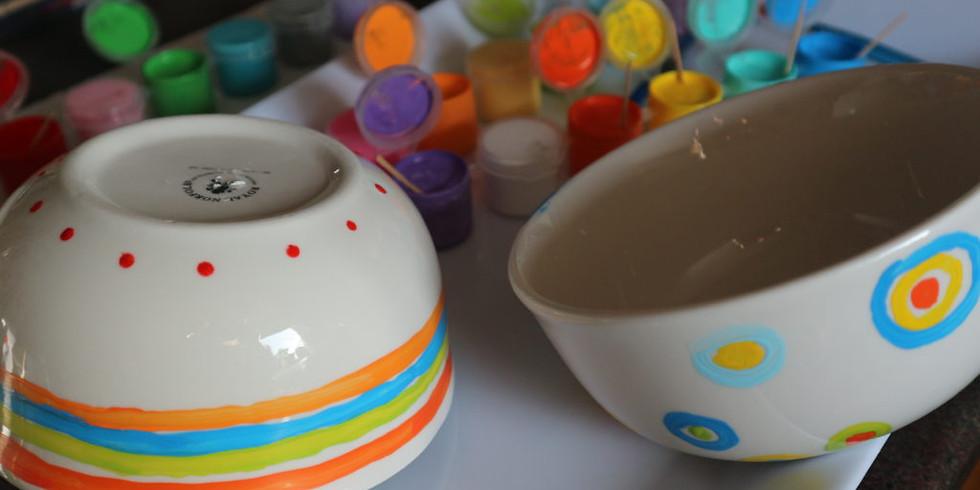 Intergenerational Pottery Night
