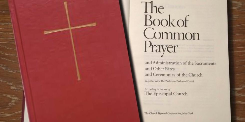 Book of Common Prayer 101