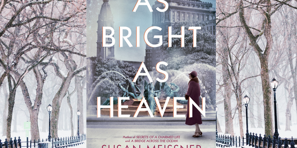"""Grace Book Club reads Susan Meissner's """"As Bright as Heaven"""""""