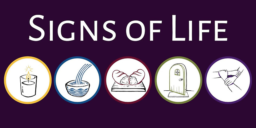 Signs of Life- Lenten Formation Soup and Seminar