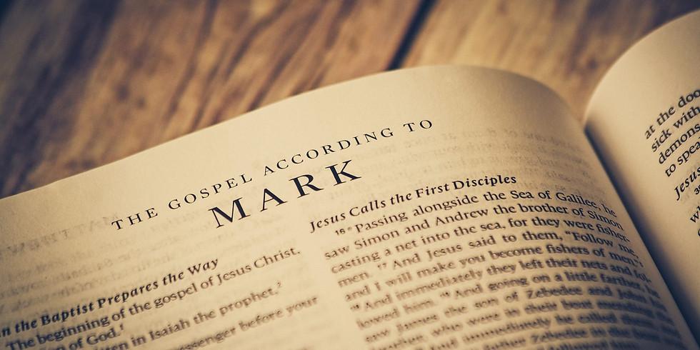 Gospel of Mark Bible Study