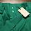 Thumbnail:  High Waist Wide Pants Emerald Green ZARA