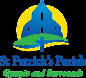 St Patricks Parish Gympie logo final_col