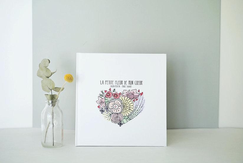 LIVRE - la petite fleur de mon coeur