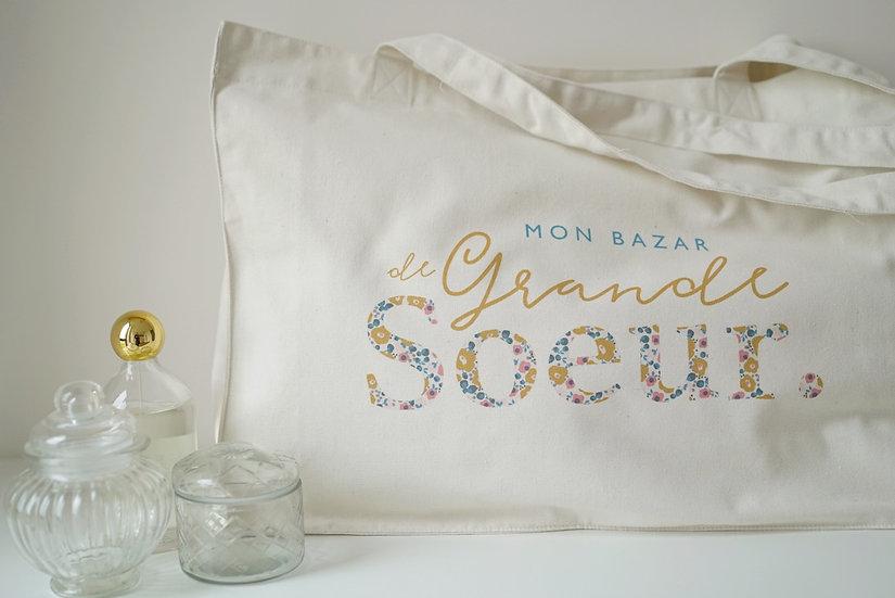 Big bag  MON BAZAR