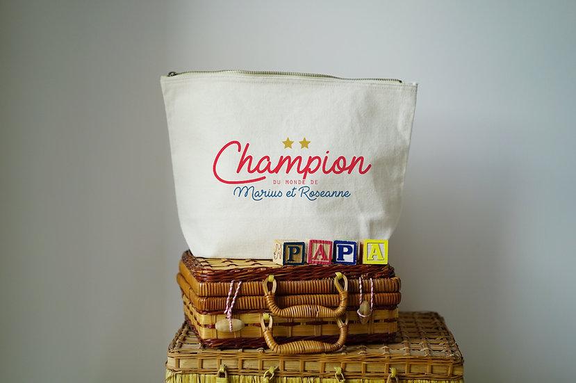 Trousse CHAMPION blanc