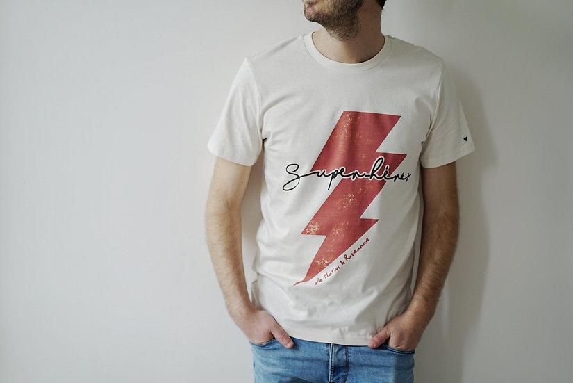 T-shirt Homme ECLAIR naturel