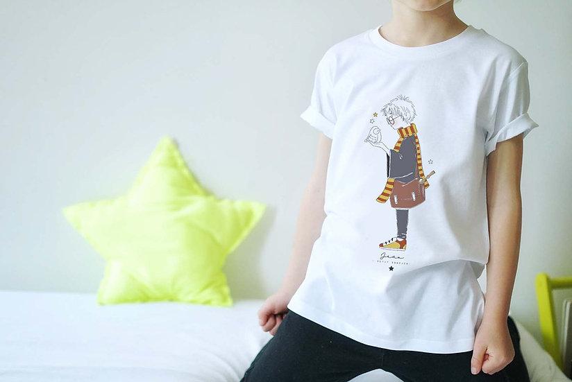 T-shirt MC COSTUME garçon